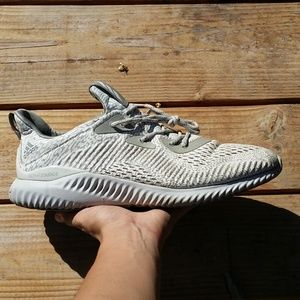 adidas Alphabounce AMS Clear Grey Athletic Running